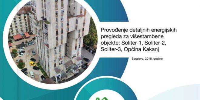 Plan za budući period: Utopliti i ofarbati solitere, a potom i druge zgrade i kuće kroz javne pozive i učešće vlasnika stanova/kuća