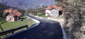 Završeni radovi na asfaltiranju dionice ceste kroz Sopotnicu