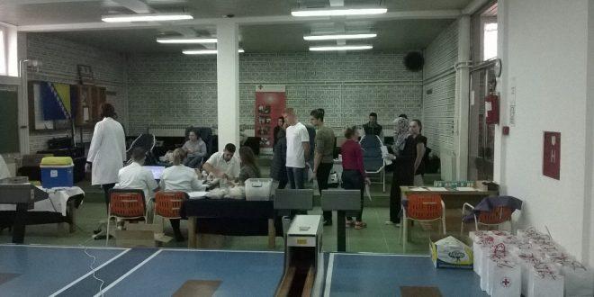 Crveni križ Kakanj: Kakanjski srednjoškolci položili ispit humanosti