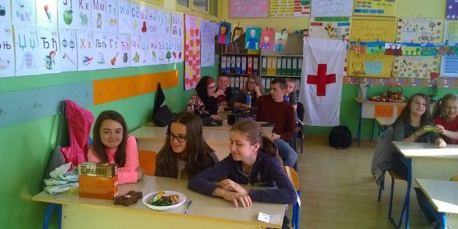"""Održano općinsko takmičenje pod nazivom""""Misli! Mine!"""": Prvo mjesto osvojili učenici OŠ """"15. april"""" Doboj"""