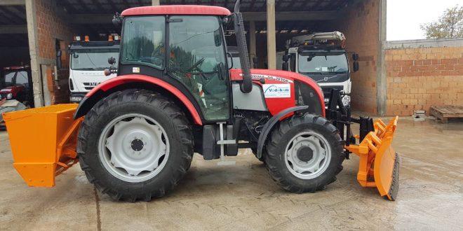 Još jedna lijepa vijest iz Vodokoma: Novi traktor u voznom parku