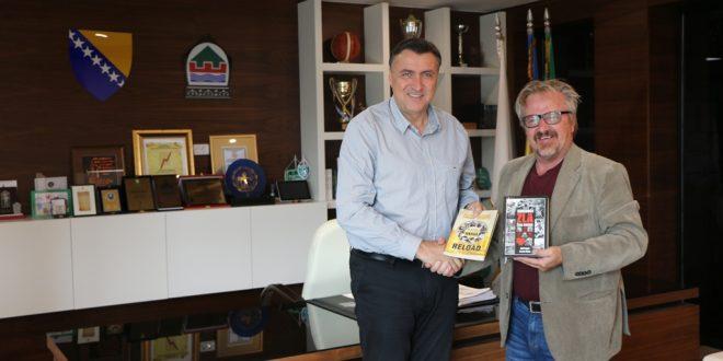 Ured načelnika: Upriličen prijem za Akifa Agića,ratnog izvještača Radio-televizije Bosne i Hercegovine iz Gornjeg Vakufa i cijele Srednje Bosne