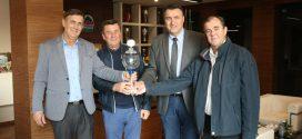Svečani prijem u uredu načelnika: Kakanjski kuglaši među 16 najboljih ekipa Evrope