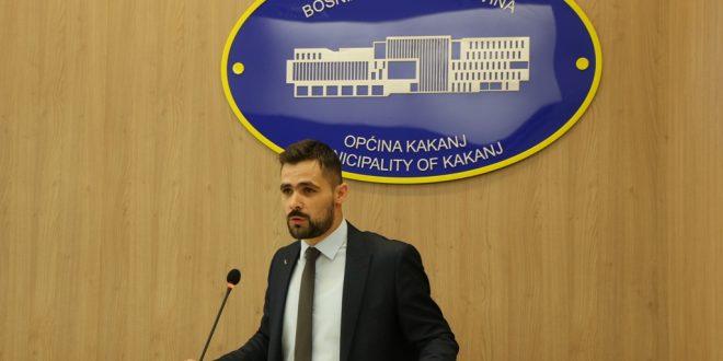 Vršilac dužnosti načelnika Aldin Šljivo: Započinje opsežna, otvorena i svakodnevna komunikacija s građanima, sve što se bude radilo bit će u dosluhu s građanima