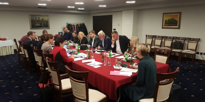 Delegacija Saveza općina i gradova prisustvovala sastanku Kongresa lokalnih vlasti Vijeća Evrope