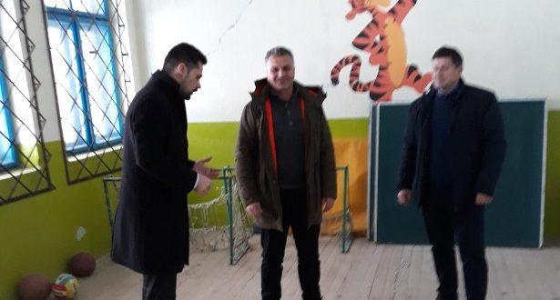 Upriličena posjeta područnoj školi u naselju Bištrani