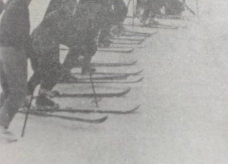 Vremeplov: Skijanje u Kaknju
