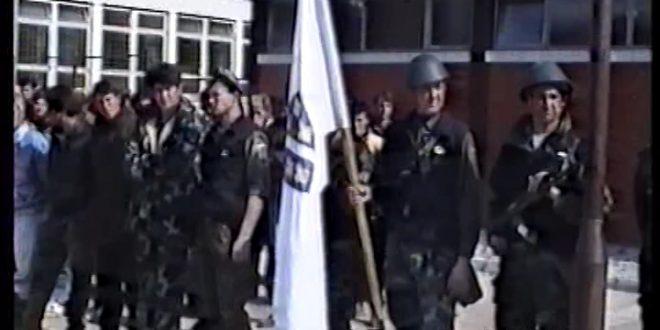 5. januara 1993. godine formirana 309. brdska brigada Kakanj: Arhivski video – Razgovor sa herojem Senahidom Kulovićem (1957-1995)