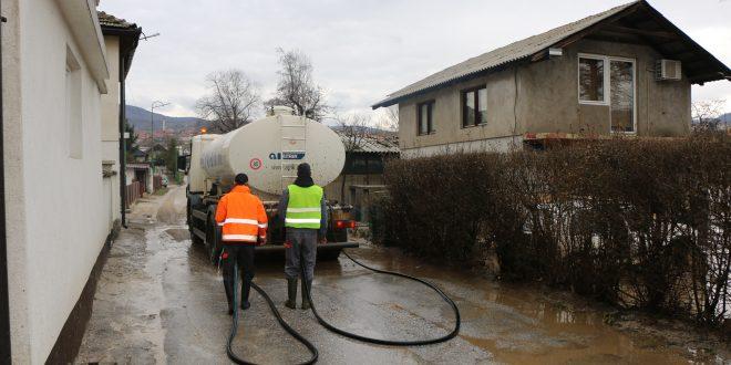 Porodicama čiji su domovi stradali u poplavama po 1.000 KM interventne pomoći, proglašen prestanak stanja prirodne nesreće na području Kaknja