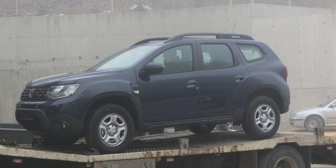 Vozni park Službe civilne zaštite obogaćen novim vozilom: Stiglo novo terensko vozilo Dacia Duster, dizel, 4 x 4