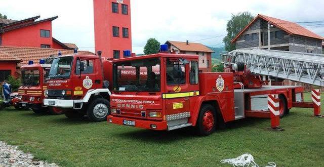 Proteklog vikenda 6 intervencija vatrogasaca