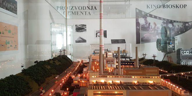 Predstavljamo: Fascinirajuća maketa Termoelektrane Kakanj i historijat razvoja kakanjskog energetskog diva
