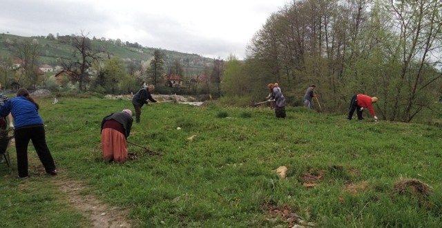"""Svi u akciju: Od 21. do 31. marta na području Kaknja velika, sveobuhvatna ekološka akcija pod nazivom """"Grablje, vreće i rukavice, i svi u proljetne radne akcije"""""""